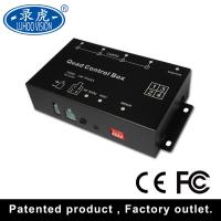 China High Resolution Vehicle Black Box DVR With 4CH Input 720×576 Overload Protection on sale