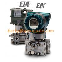 Yokogawa EJA118E Diaphragm Sealed Differential Pressure Transmitter EJA118E DP Transmitters with Remote Diaphragm Seals