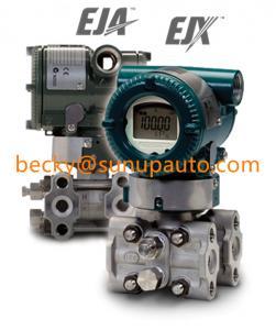 China Yokogawa EJA118E Diaphragm Sealed Differential Pressure Transmitter EJA118E DP Transmitters with Remote Diaphragm Seals on sale