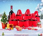 Hot Gifts Christmas Gift Ideas Christmas red Christmas Bags Wedding Candy Bags 2015 New