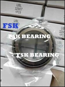 China Light Series 32907 Tapered Roller Bearing Single Row For Auto And Truck Spare Parts on sale