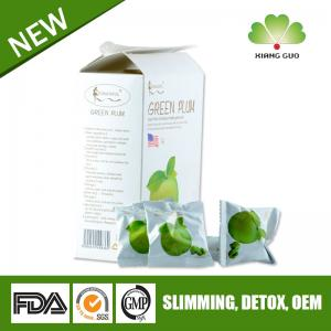 China Green Plum for Detoxification for Constipation Effectively, Body Slimming on sale