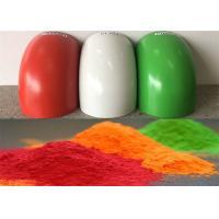 China Superior Gloss Thermoset Powder Coating , Oil Resistance Hybrid Powder Coating on sale