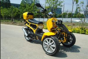 China Horizontal Type Tri Wheel Motorcycle 50cc 3 Wheel Trike Scooter 4 Stroke on sale