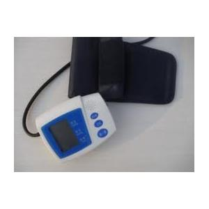China Automatic Arm Portable Blood Pressure Monitors with Measuring time display function on sale
