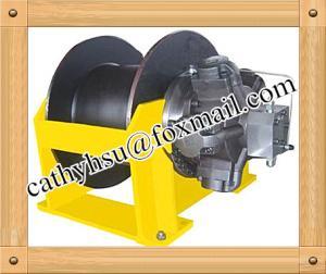 China custom built cutter sucton dredger winch ladder winch swing winch hydraulic winch boat winch on sale
