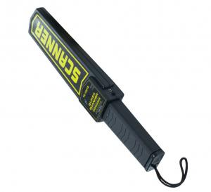 China Electronic Hand Held Metal Detector Waterproof For Security Inspection on sale