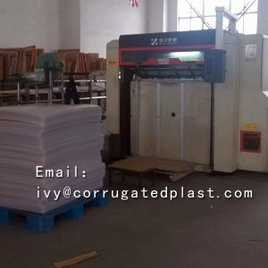 China Polypropylene cheap price hollow corrugated plastic sheet China supplier on sale