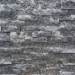 Natural Stone , White Grey Granite Culture Stone, Ledge Panel, Stacked Stone Cladding