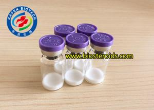 China Injectable Peptides In Bodybuilding White Lyophilized Powder Ace-031 on sale