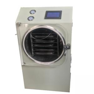 China 6-8kg Capacity Home Food Freeze Dryer , Freeze Drying At Home Machine on sale
