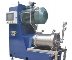 China Customized Bead Grinding Machine Ceramic Disc Nanotechnology Convenient Install on sale