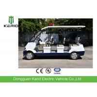 Battery powered electric security  vehicle 6 seats electric security patrol car