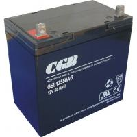 Automotive Rechargeable Gel Lead Acid Battery 12V 55AH For Solar System