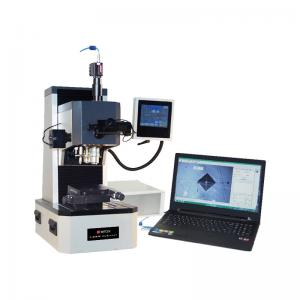 Quality Automatic Digital Hardness Tester , Micro Vickers Hardness Tester Precision Measurement for sale