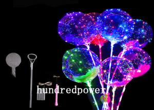 China Fairy Led Light Up Balloons Glow In The Dark Balloons Party Decoration on sale
