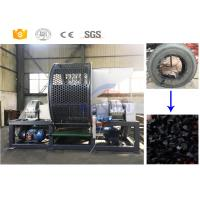 Factory price new style high capacity scrap tire recycling machine with CE