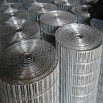 電気 Galvanized によって溶接される金網