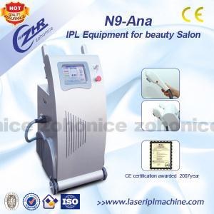 China Les machines multifonctionnelles d'épilation de chargement initial pour la ride/âge pigmentent le retrait on sale