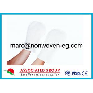 China Le corps de lit de Washmitt frottent le paquet de gants de 8 sans eau, chiffon formé par gant libre de rinçage on sale