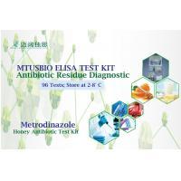 Streptomycin (SM) Elisa Test Kit 1 Ppb Sensitivity 25 ℃ Incubator Temperature