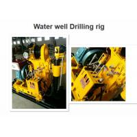 High Performance Diamond Core Drilling Rig For Geology / Mineral Exploration