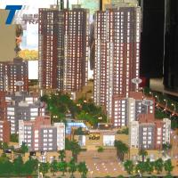 China Beautiful and high quality architecture models , animation architectural plan on sale