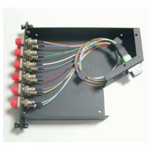 China MTP/MPO Cassettes Module Available in 12 fiber and 24 fiber configurations on sale
