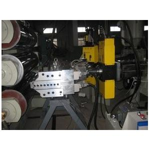 China PP PE Plastic Board Extrusion Line With Artificial Limb and Trays on sale