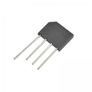 China Single Phase Diode Bridge Rectifier KBU6M 6A 1000V For General Purpose on sale