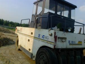 China Used road roller XCMG 260 wheel roller Canary Is Gambia Eq.Guinea Sudan on sale