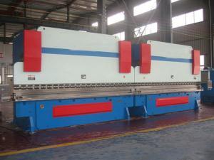 China Ships Tandem Press Brake , Bending Steel Plates 12000mm Width on sale
