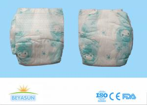 China Soft And Dry Infant Baby Diapers For Babies With Sensitive Skin , High Absorbability on sale