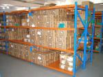 Steel Industrial Warehouse Storage Racks Capacity 800KG-2000KG / Pallet