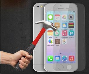 China 2.5D 9H 0.33mm Tempered Glass Screen Anti-oil , cell phone screen protector on sale