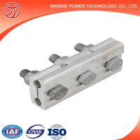 China Hotsale JB series Shaped aluminium groove clamp for ACSR conductor on sale