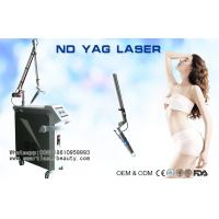 PTP Q Switch ND YAG Laser Machine For Tattoo Removal / Pigment Reduction / Spot Removal
