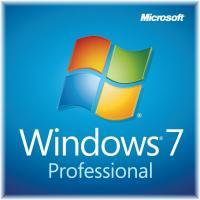 China Microsoft Windows 7 Pro OEM Key License 64 Bit Free Download English Language on sale