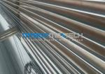 Cold Rolled Gas Precision Stainless Steel Tube / Tubing For Fuild