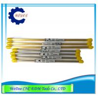 High Precision EDM Brass Tube 0.25x250mm For EDM Drilling Machine Electrode Pipe
