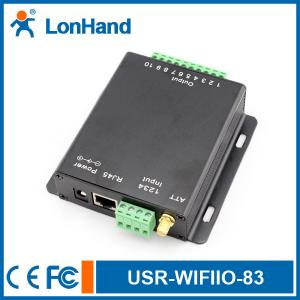 8 Channel WIFI Relay with RJ45 port provide Android/Iphone