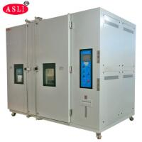 Customized Walk In Temperature Humidity Stability Test Room For Aging Test , CE Calibrations