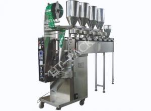 China Stainless Steel Tea Packaging Machine For Coffee , Automatic Granule Packing Machine on sale