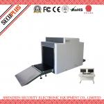 32mm Steel Penetration X Ray Baggage Screening Equipment 40AWG Wire Resolution