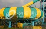 Hotels Fiberglass Water Slides , One Person Used Fiberglass Bowl Water Slide for Water Park