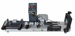 China Textile color fastness Testing Equipment Crockmeter Electronic on sale