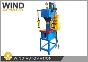 China Single Column Arber Hydraulic Press Machine 1 Ton To 250 Ton Bearing on sale