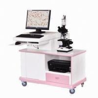 SHENGPU wheeled luxury sperm analysis instrument medical equipment SPJ-1A