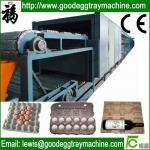 Single Layer Pulp Moulding Pulp Moulding Drying Line