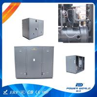 Residential Water / Ground Source Heat Pump Efficiency For Space Heating And Hot Water